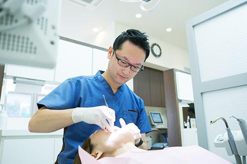 ひであき歯科医院の外観